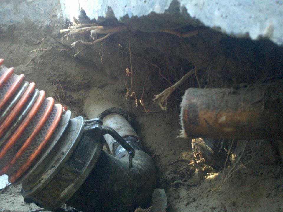 Underground Pipes Los Angeles
